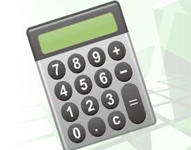 посчитать стоимость денежного перевода