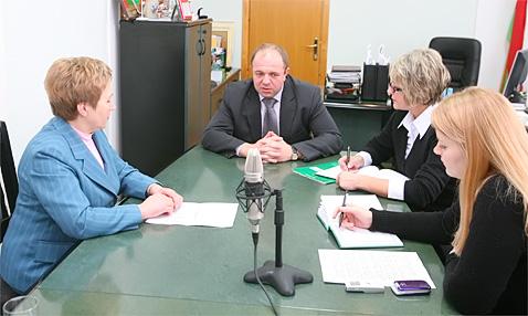 консультация для Беларусбанка