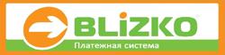 логотип BLIZKO