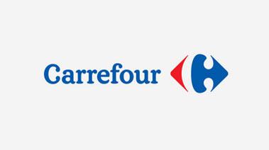 лагатып Carrefour