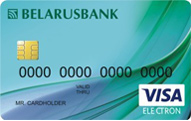 картка Visa Electron