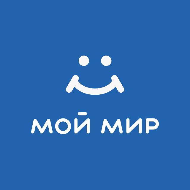логотип Мой мир