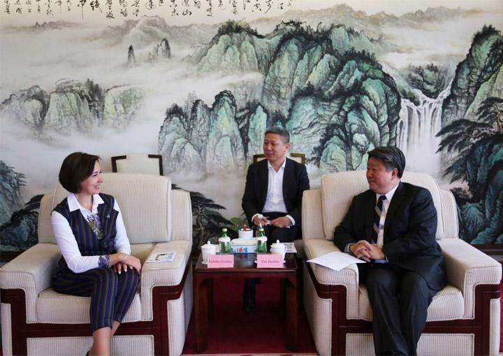 представители Китая и Беларуси: платежные системы