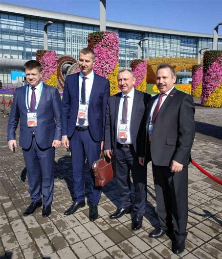 белорусско-китайские проекты