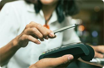 Сервис для платежей смартфонами