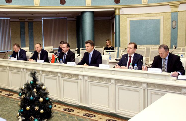 представители банка Словакии